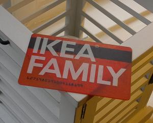 ikea plots major loyalty card revamp decisionmarketing. Black Bedroom Furniture Sets. Home Design Ideas