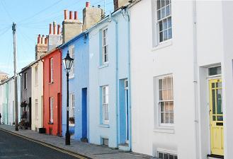 Brighton-houses