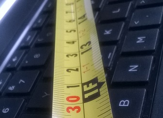 Does digital measurement stack up 1
