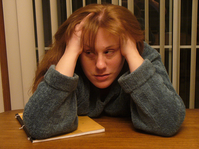 stressed youre not alone says study