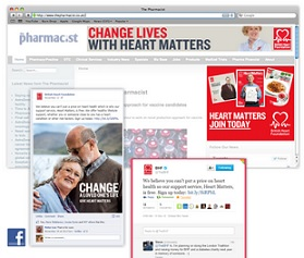 case study how mobile clicked for bhf