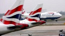 FILE BRITAIN BRITISH AIRWAYS H1N1 FLU