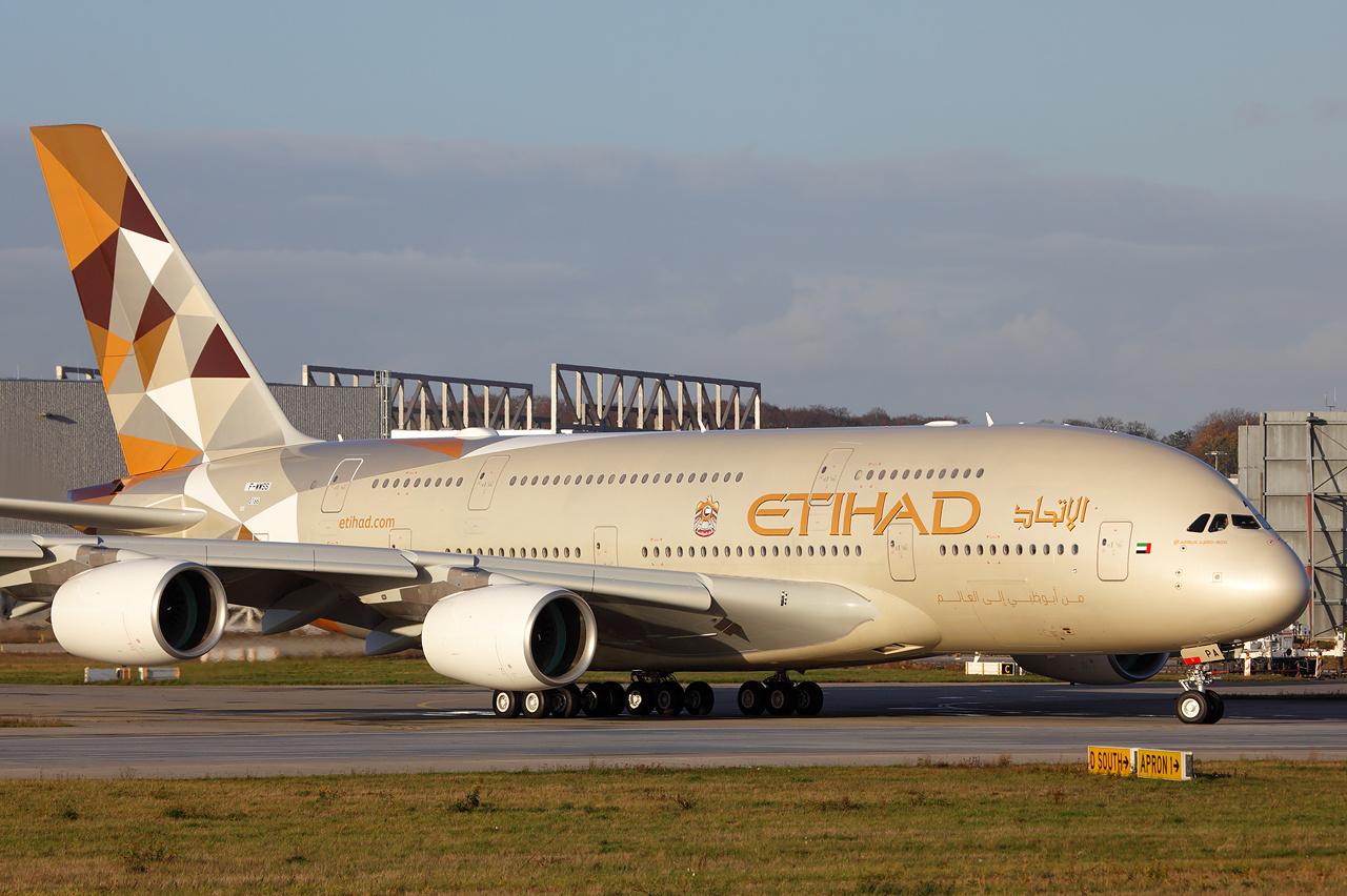 Report On Etihad Airways