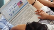 girl on laptop 2