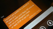 Mobile giants join war on text spam