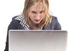 laptop upset