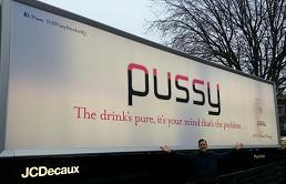 An Ad For Energy Drink Brand Pussy Has Fallen Foul The Ad Watchdog After Scores Of People Complained That Its Play On The Word Pussy Was Derogatory