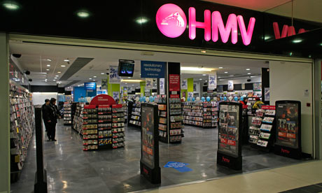 HMV recruits loyalty scheme boss - DecisionMarketing