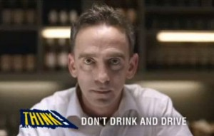 Think - Don't Drink and Drive