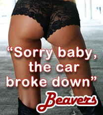 Beavers fingered over saucy ad