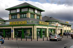 Staffer held over Morrisons breach
