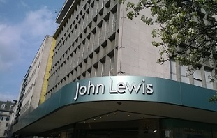 John Lewis kicks off insurance pitch