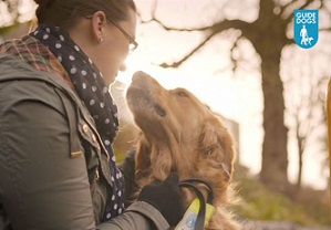 Guide Dogs hands data to St Ives