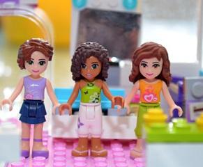 Lego and Argos start sampling blitz
