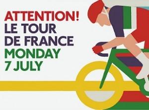 TfL pedals out Tour campaign
