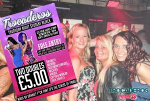 Pub sex walk of shame ad battered