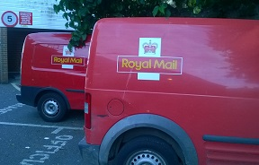 Royal Mail woe as parcels stall