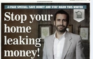 Green Deal ads in hot water again