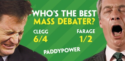Paddy Power finally tosses off ad ban
