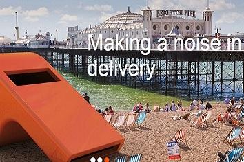 TNT Post UK unveils Whistl rebrand