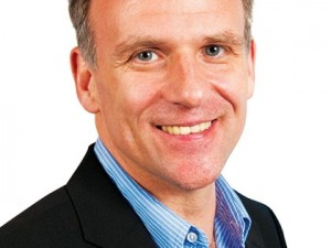 Tesco boss tries 'common touch'