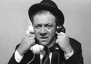 Nuisance call consultation at last
