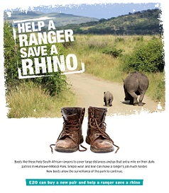 23red launches Save the Rhino push 1