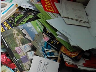 Charities 'worse than scam mailers'