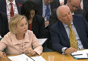 Postal chiefs come to blows at inquiry