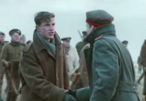 war breaks out over Sainsbury's ad