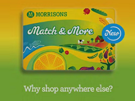 morrisons loyalty card faces probe decisionmarketing. Black Bedroom Furniture Sets. Home Design Ideas