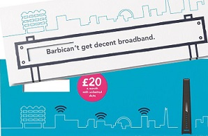Broadband newcomer Relish