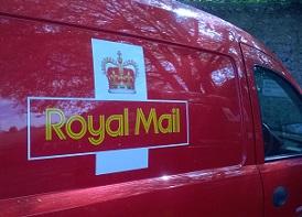 Royal-Mail-parcels up, mail bullish