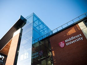 Middlesex Uni appoints Spinnaker