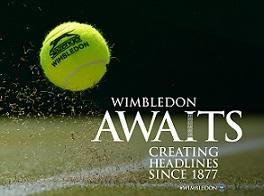 Wimbledon serves up new campaign