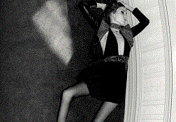 YSL battered for anorexic Elle ad