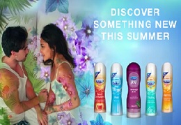 Lube up for summer, Durex urges