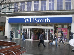 WHSmith refutes data loss claim