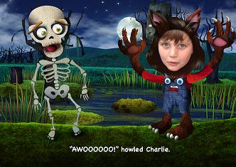 TMW backs kids story app with Halloween twist