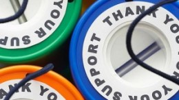 Charity money collection boxes