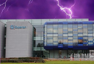 storm clouds gather over experian