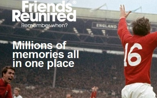 Friends Reunited in new relaunch