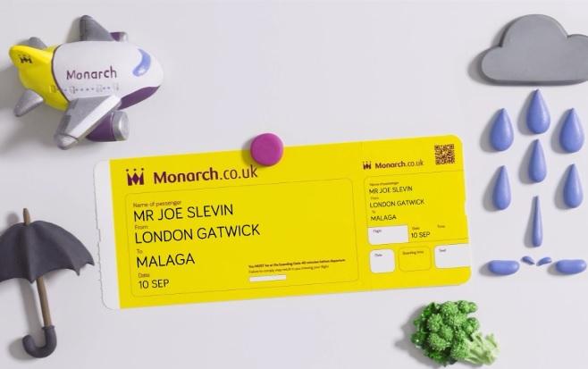 Monarch new video