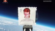 bowie stamps in space