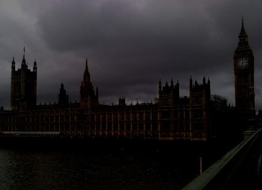 Parliament dark