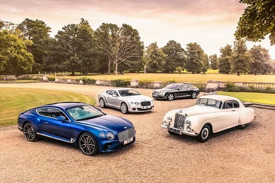 Copyright Bentley Motors 3