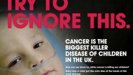 children-with-cancer-train-ad