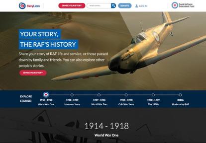 RAF BF