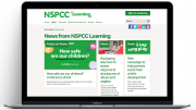 NSPCC learning news