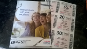 clubcard mail